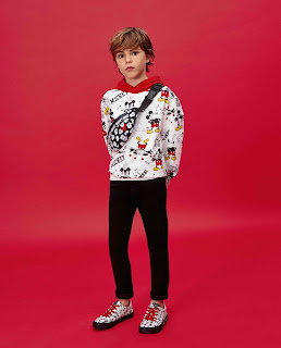 LEFTIES KIDS COLLECTION AUTUMN/WINTER'18. HELLO MICKEY! 90 YEARS OF MAGIC