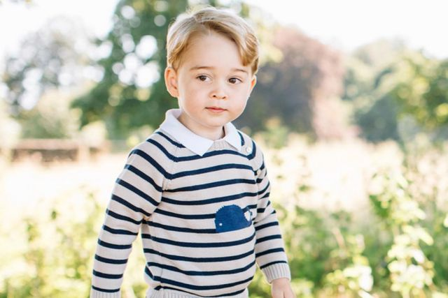 Prince George Will Be Wearing a $466 Uniform School