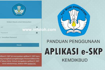 Lengkap Panduan Penggunaan Aplikasi e-SKP (Elektronik Sasaran Kerja Pegawai) Terbaru