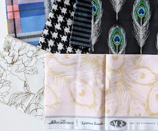 Decadence Katarina Roccella Art Gallery Fabrics
