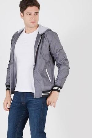 Produk Jaket Pria Trendy dan Kekinian Harga Murah dari 3second