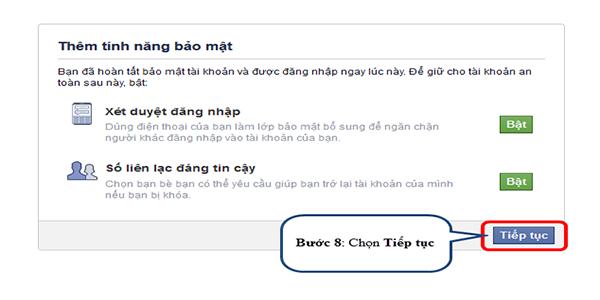 cách lấy lại tài khoản facebook