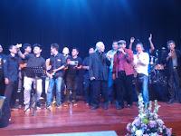 Konser Nomo Koeswoyo, Meriahkan Gebyar Kebangsaan Universitas Brawijaya