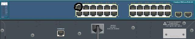 switch port 1
