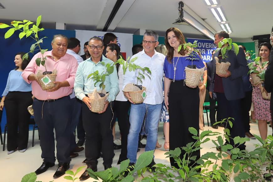 Ideflor-Bio lança em Santarém a Semana da Festa Anual das Árvores