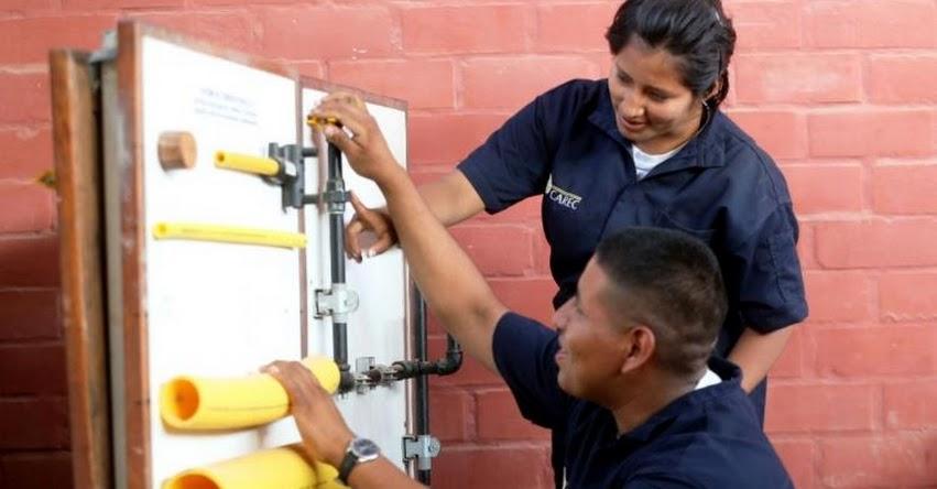 Jóvenes del servicio militar de Lima y Callao se graduaron como técnicos instaladores de gas natural