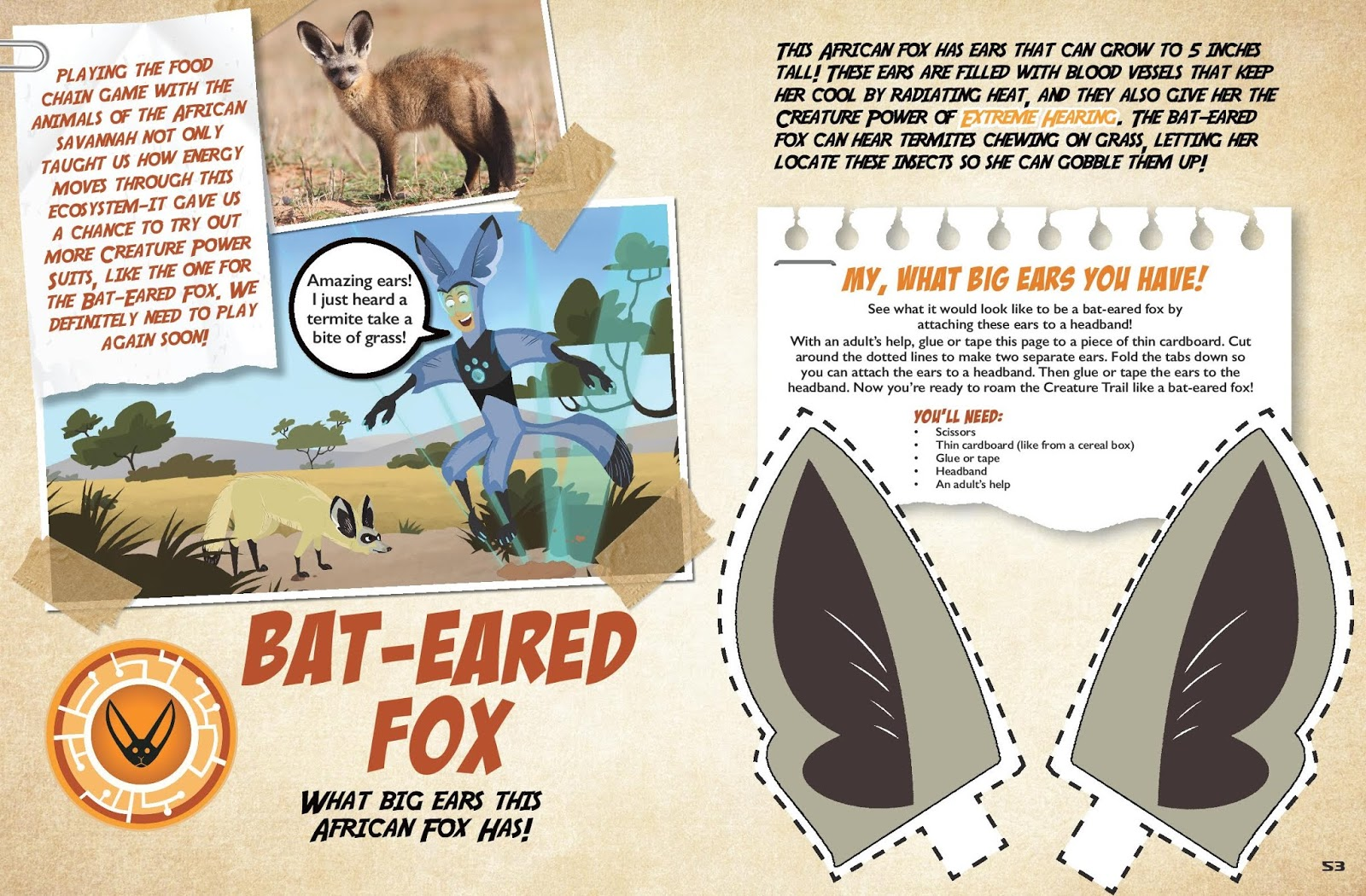 Giveaway Go On A Creature Adventure With The New Wild Kratts Magazine Mommy Katie