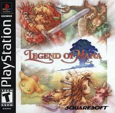 Legend Of Mana - PS1 - ISOs Download