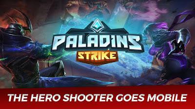 Paladins Strike Apk