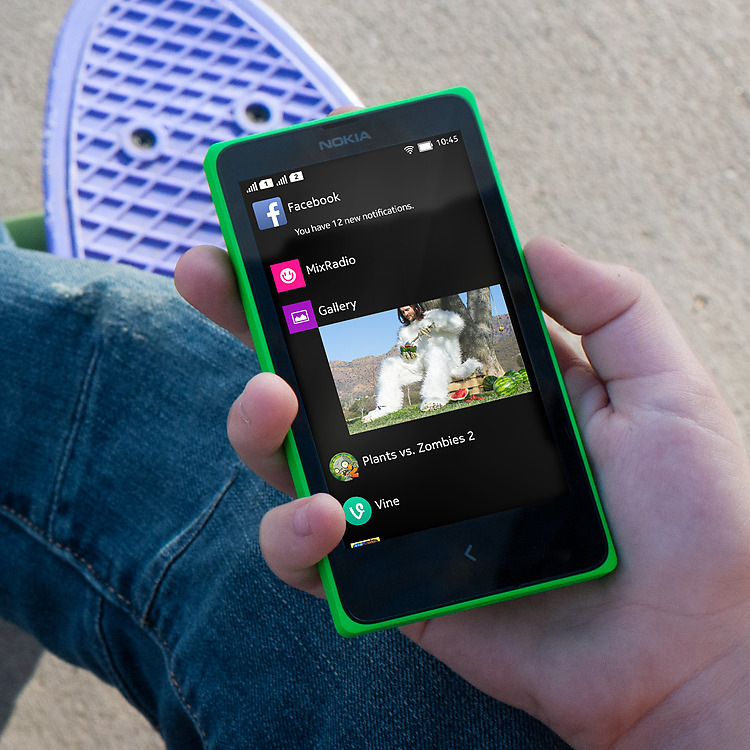 Nokia X Images by TipTechNews