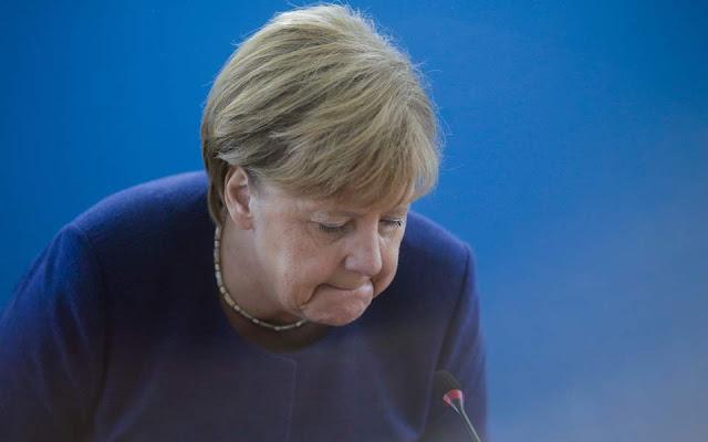 Η πρώτη αντίδραση της Μέρκελ μετά τις εκλογές στη Βαυαρία