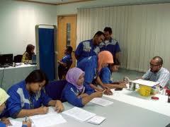 Proses Pendaftaran Kursus