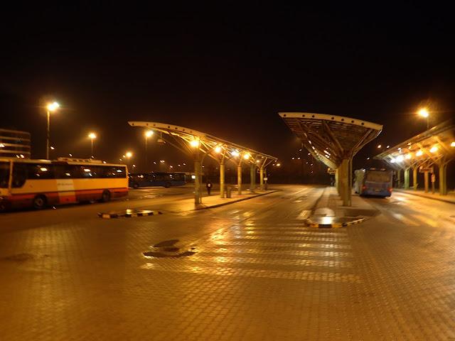 Dworzec autobusowy Kelenfold