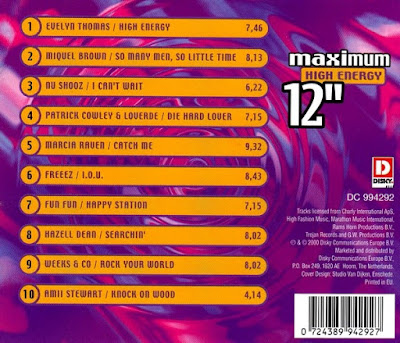 Various - Maximum Dance 3/01