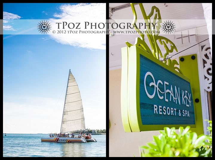 Key West Destination Wedding Ocean Key Resort