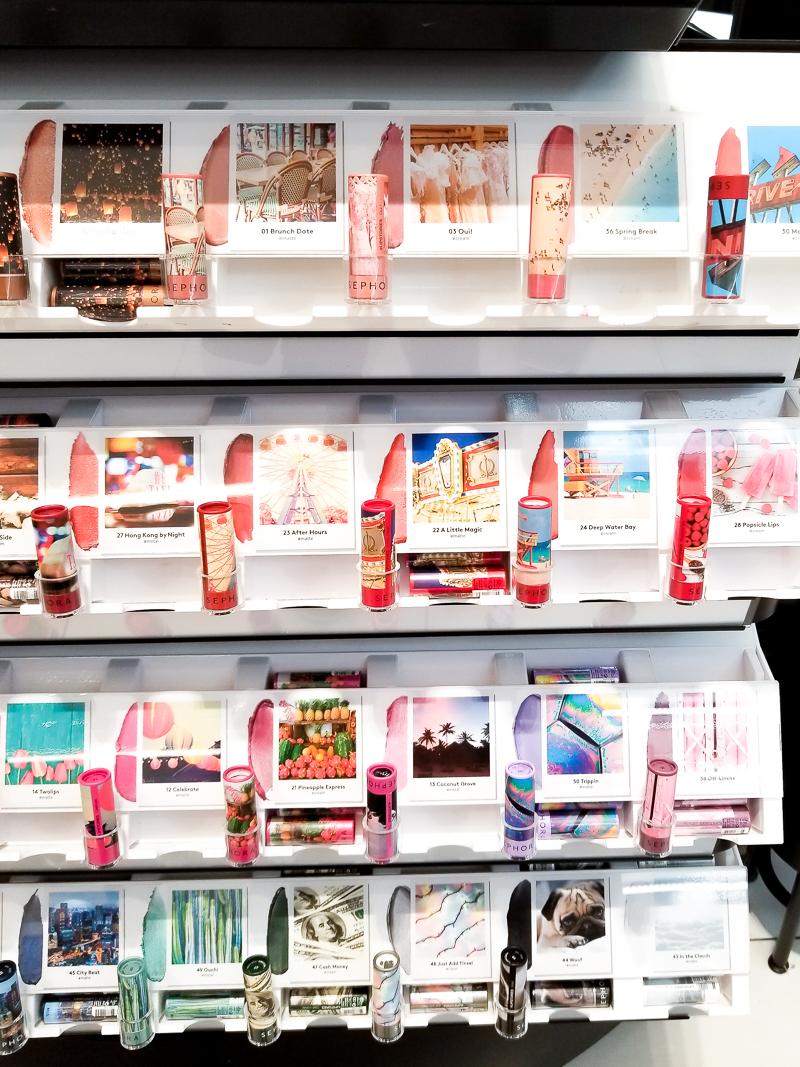 Sephora #Lipstories Lipsticks - Photos Swatches