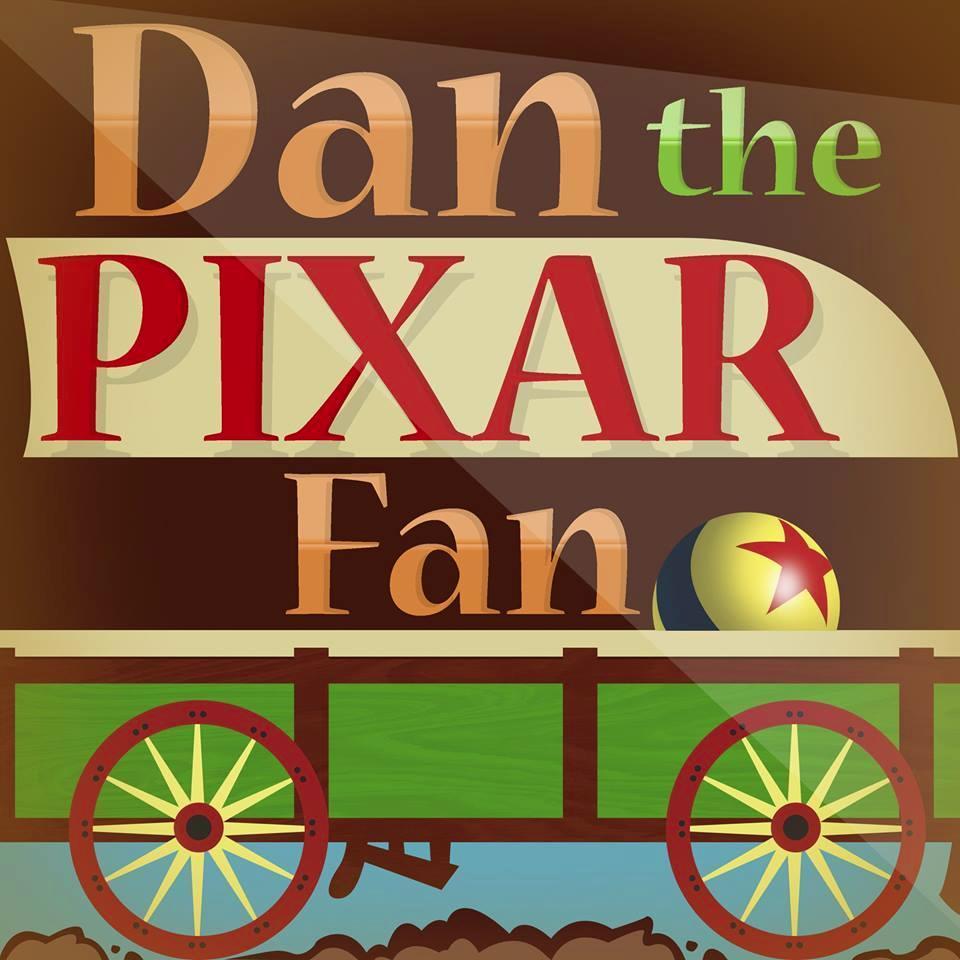 A Little Lamp: EXCLUSIVE: Dan the Pixar Fan Interview