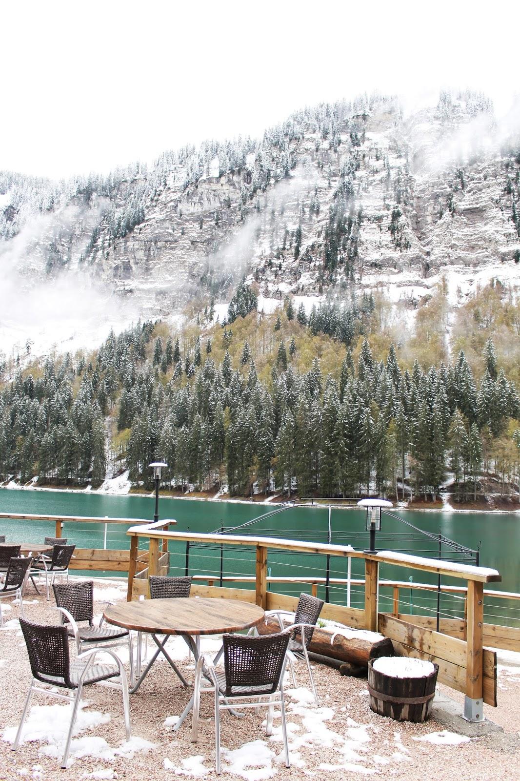 Restaurant Le Verdoyant - Lac de Montriond