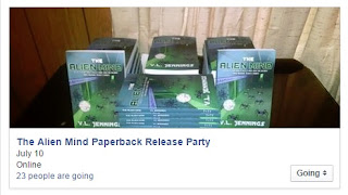 How To Set Up A Facebook Party, guest post by Virginia Jennings