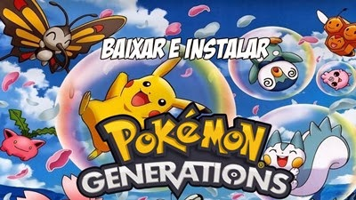 Download Pokémon Generations (PC)