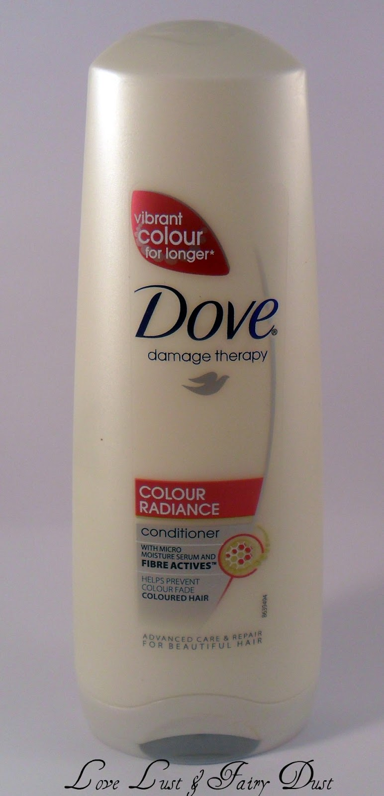 Dove Damage Therapy Colour Radiance Hair Care Range