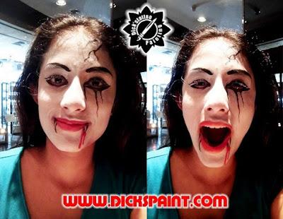 Make Up Halloween Jakarta