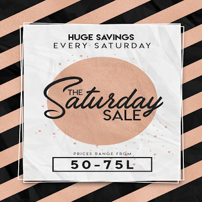Saturday Sale With A New Item From Dark Passions