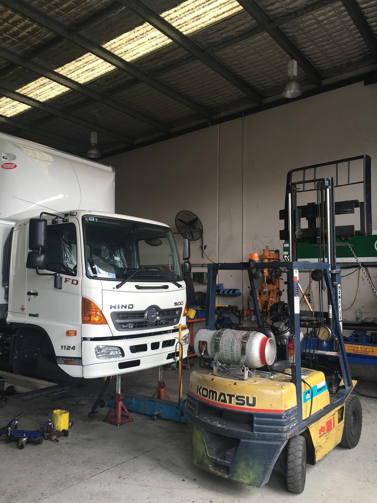 Big Wheels Truck Alignment