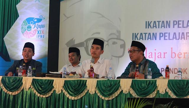 Alumni IPNU Sematkan Pesan untuk Kongres 2018