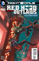 Red Hood y los Outlaws #9