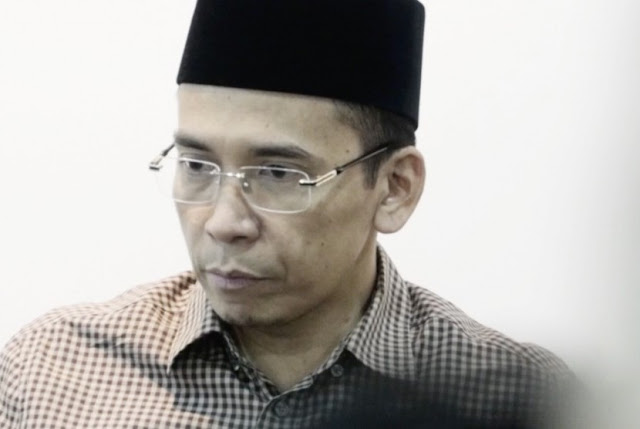 TGB: Jokowi Tetap Tulus Bekerja Walau Terus Difitnah