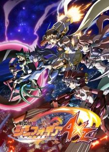 Senki Zesshou Symphogear AXZ Anime