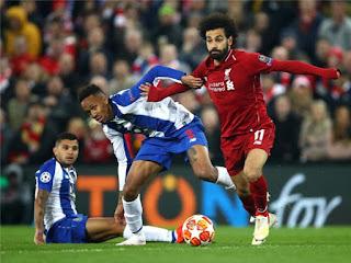 موعد مباراة ليفربول وبورتو الأربعاء 17-4-2019 ضمن دوري أبطال أوروبا والقنوات الناقلة