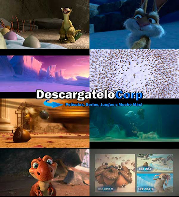 Ice Age The Great Egg-Scapade DVDRip Latino