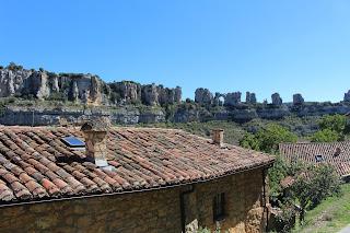 Casa rural La Toba - entorno Orbaneja del Castillo