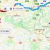 Viagem de trem de Colônia a Paris
