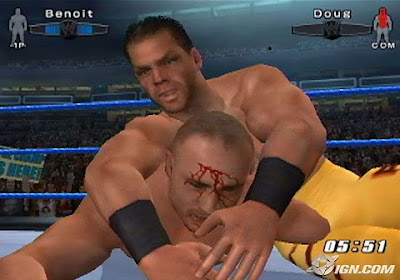 WWE Smackdown VS Raw 2006 Games Free Download
