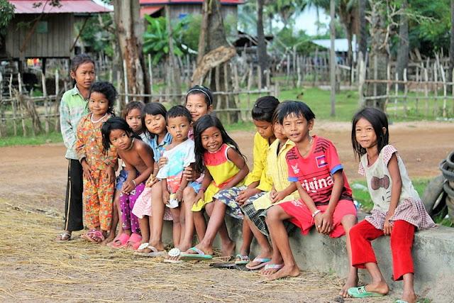 Course ''Les Anciens Chemins Khmers'' Photographie fournie