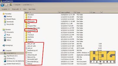 Cara Melihat File yang Disembunyikan pada Windows 7