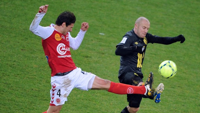 Stade De Reims vs Lille