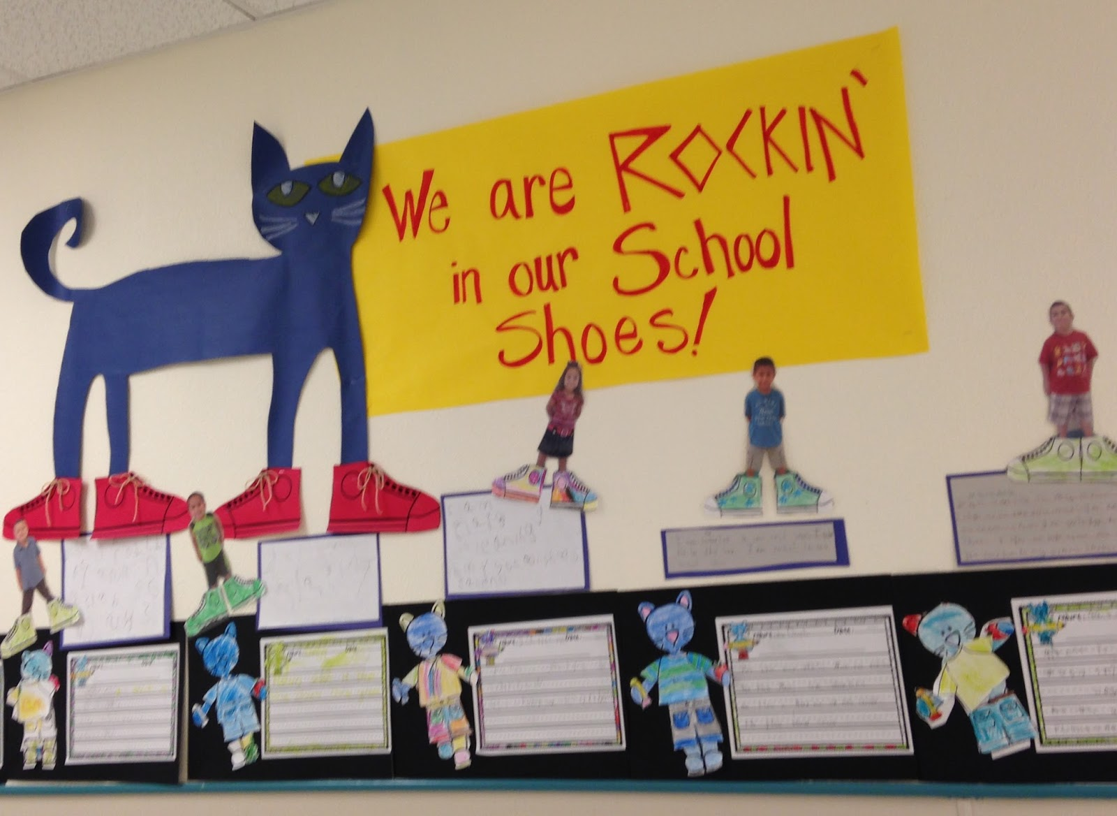 Scissors And Crayons Pete The Cat Is Back