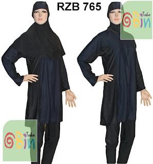 baju renang muslimah RZB 765