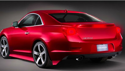 2016 Chevrolet Chevelle Concept Car Suvs Blog