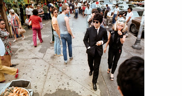 Chris Stein/negative: me, Blondie and the advent of punk, Somerset House