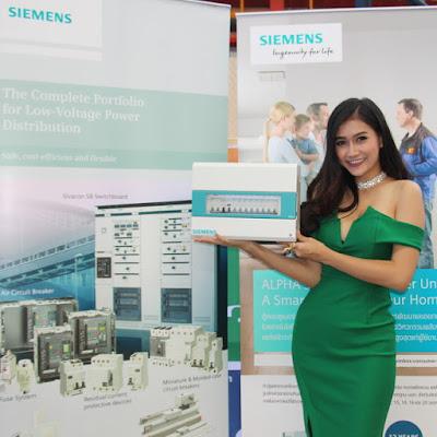 Buriram Siemens German Circuit Breakers