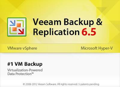 Creating Backup Repository In Veeam Backup Amp Replication 6 5