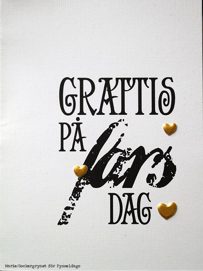 grattis på fars dag Pysseldags: Grattis på fars dag! grattis på fars dag