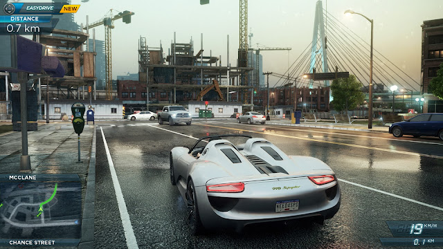 Need For Speed Most Wanted Black Edition Download PC Game