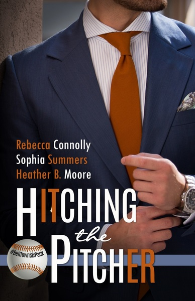 Heidi Reads... Hitching the Pitcher by Rebecca Connolly, Sophia Summers, Heather B. Moore