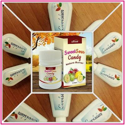 Sweet Sour Candy : Gula Gula Kurus 4
